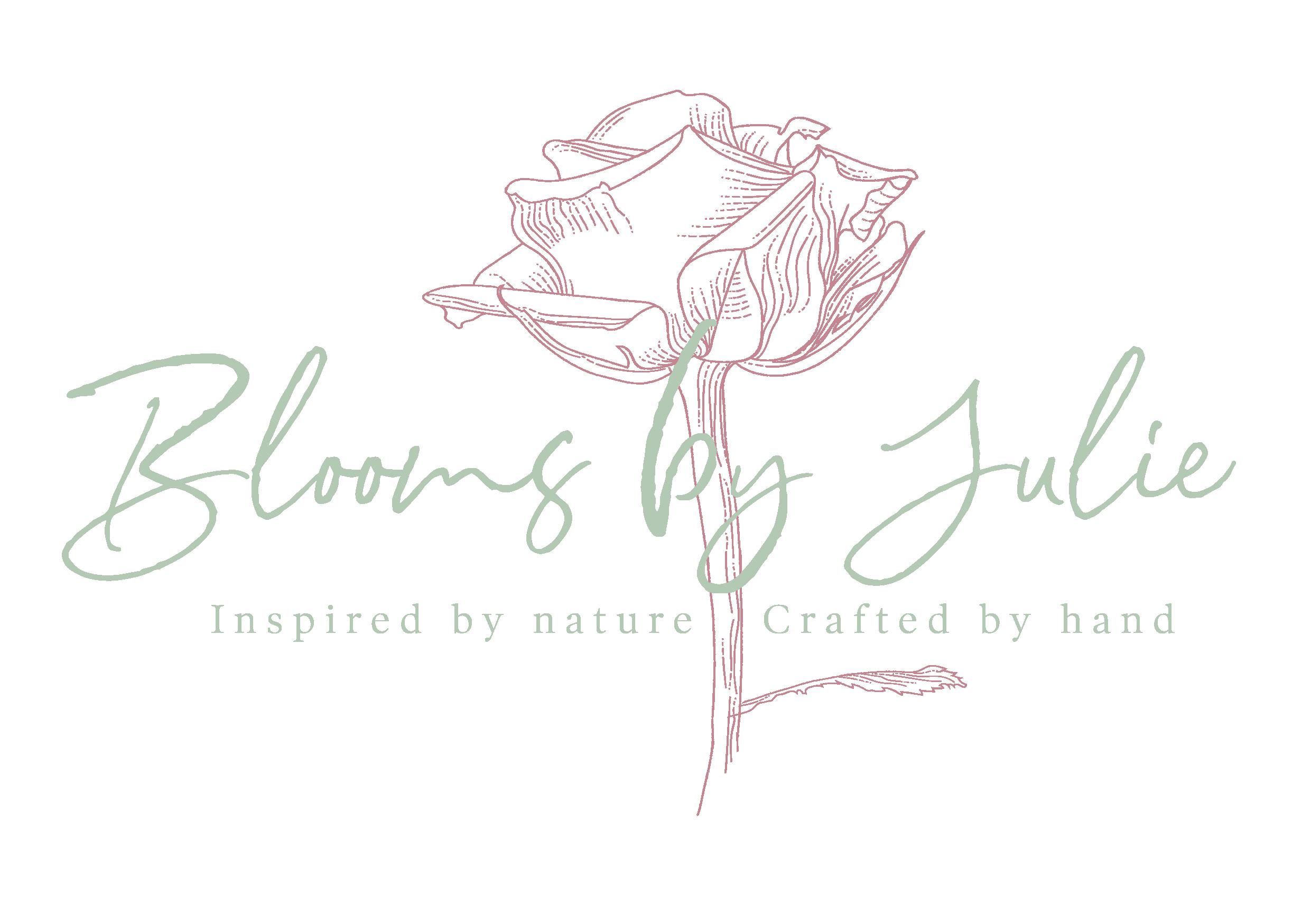 Blooms by Julie Logo